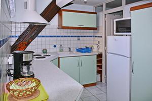 La cuisine equip e du gite alsace bergheim for Tarif cuisine amenagee